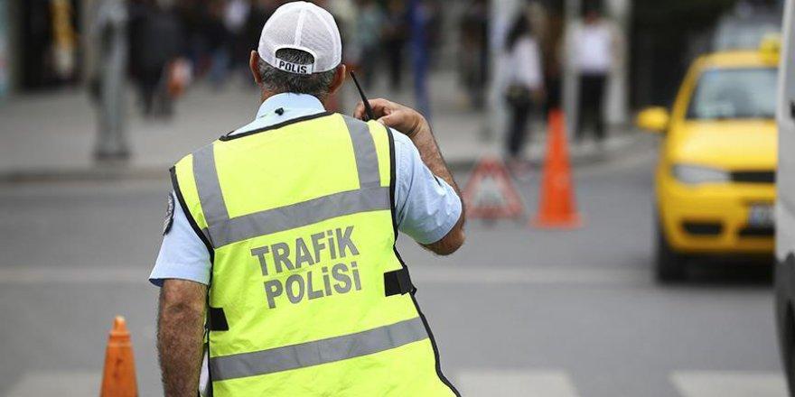 İstanbul'da bugün bazı yollar trafiğe kapalı olacak