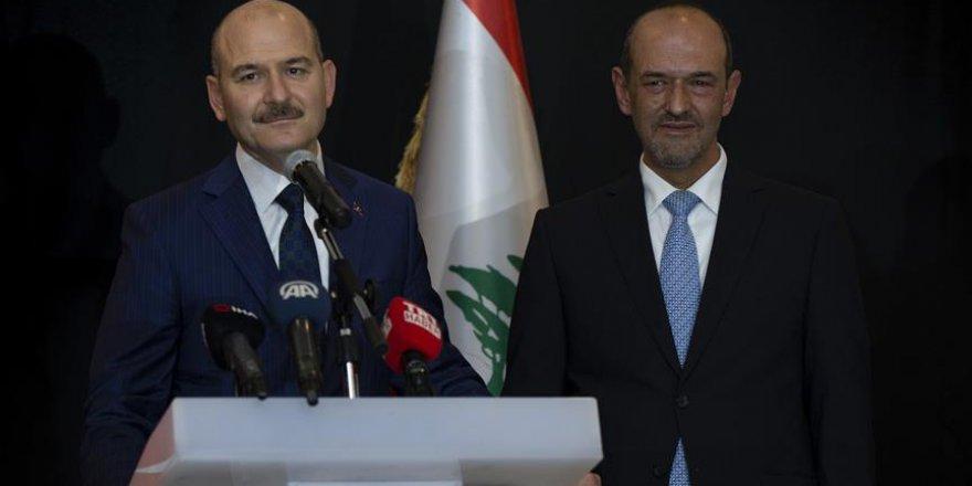 Başkentte Lübnan Milli Günü resepsiyonu kutlandı