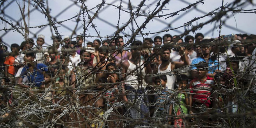 Uluslararası Ceza Mahkemesi heyeti Arakan için Bangladeş'te