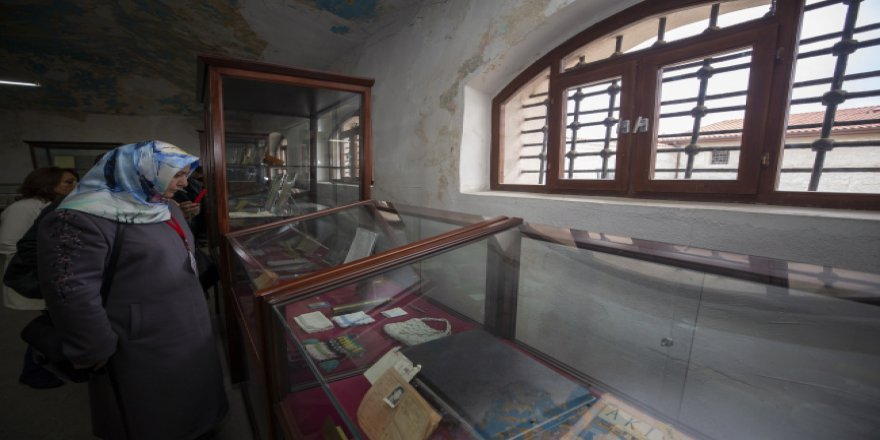 81 ilden gelen öğretmenler Ulucanlar Cezaevi Müzesi'ni gezdi