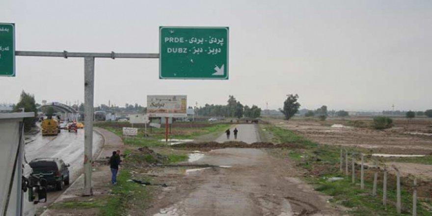 Irak'tan sel mağduru iç göçmenler için yardım talebi