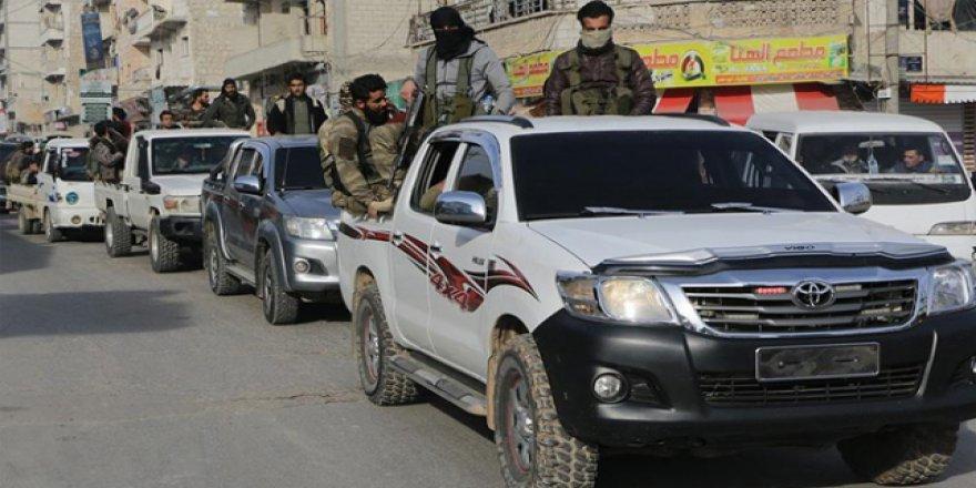 Suriye'de 40'ın üzerinde çete üyesi yakalandı