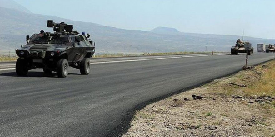 """Suriye sınırının gerisinde """"Özel Güvenlik Bölgesi"""" uygulaması"""