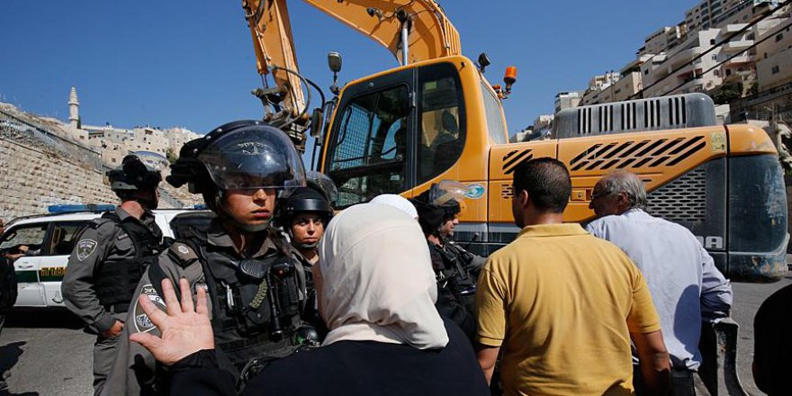 Avrupa Birliği İşgalci İsrail'e tepki gösterdi