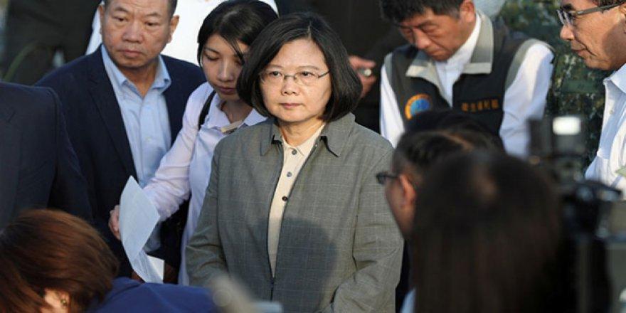Tayvan'da yerel seçimler istifa getirdi