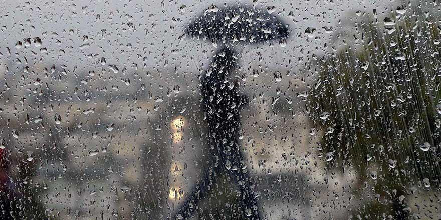 Meteorolojiden yoğun rahmet uyarısı