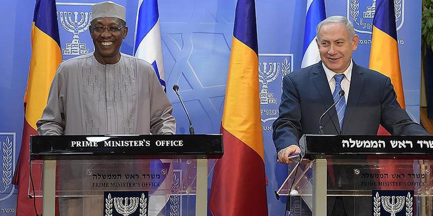 İsrail'in Çad'a desteği: Silah!