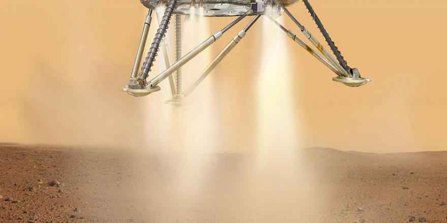 NASA'nın Mars projesine Türkiye'den yoğun ilgi