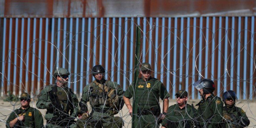 ABD'den göçmenlere ilk müdahale: 42 gözaltı