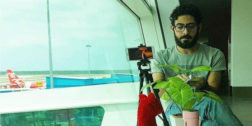 Havalimanında mahsur kalan Suriyeliye Kanada vizesi çıktı