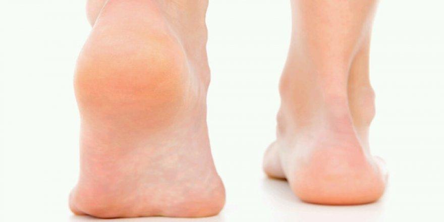 Topuk ağrısı her 3 kişiden birinde var