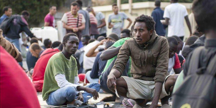 'Dünyada 5 milyon Sudanlı göçmen var'