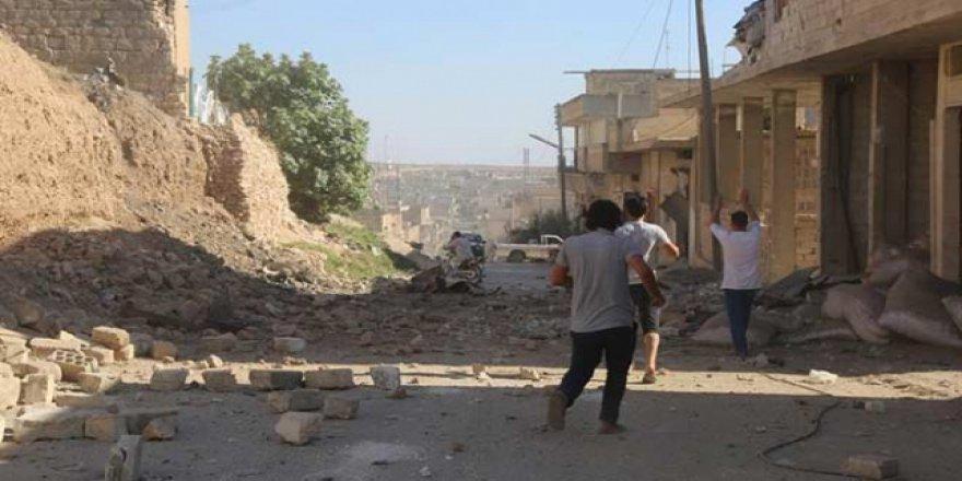 Yine bir Esed saldırısının mağduru çocuklar oldu