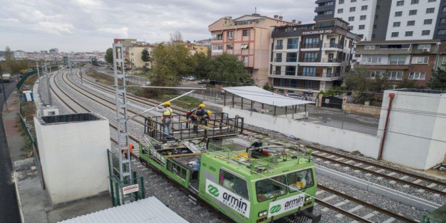 Gebze-Halkalı hattı 1 ay sonra başlıyor
