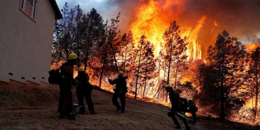 California yangınında ölü sayısı artmaya devam ediyor