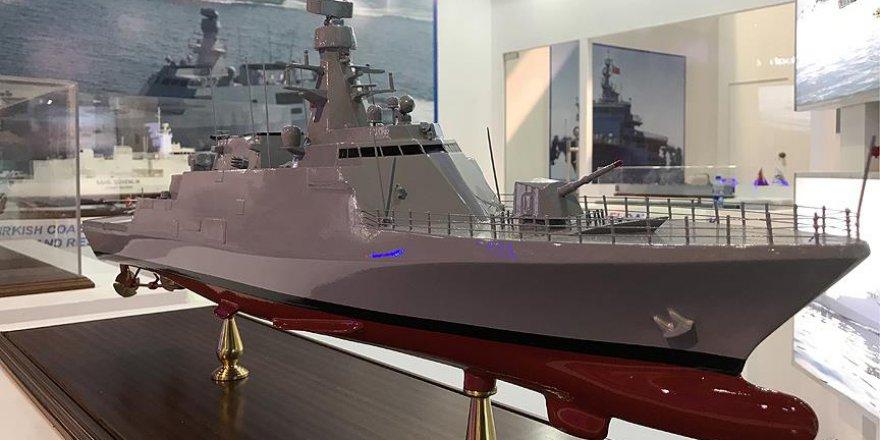 Pakistan Türkiye'den gemi satın aldı