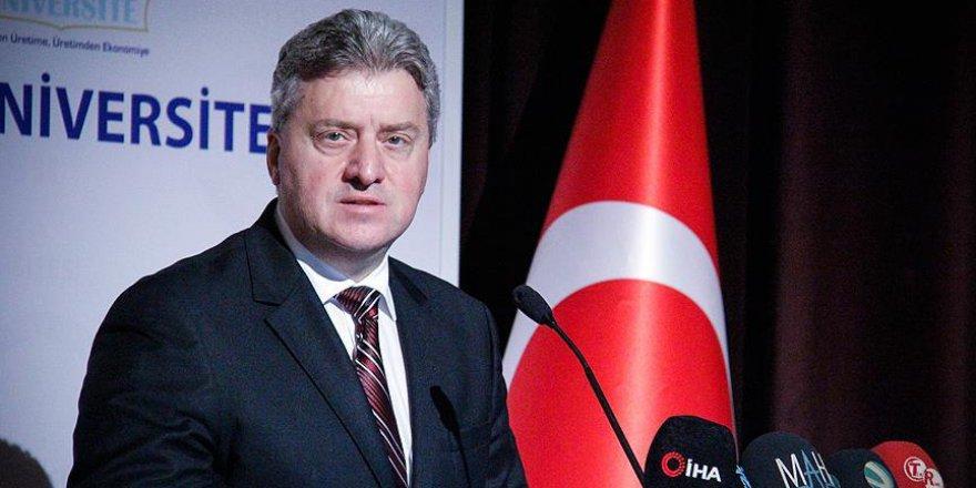 Makedonya Cumhurbaşkanı'ndan İbn-i Haldun çıkışı