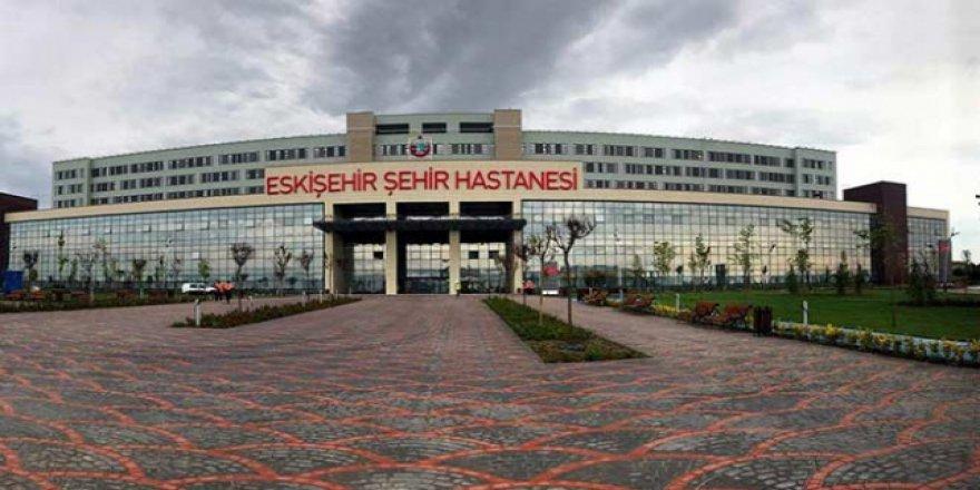Eskişehir Devlet Hastanesi'ne 1 ayda 120 bin başvuru