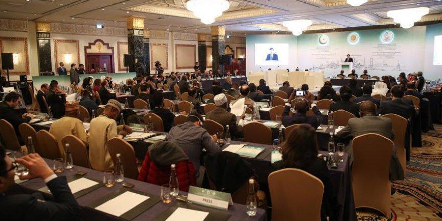 İslam İşbirliği Teşkilatı barış için buluştu