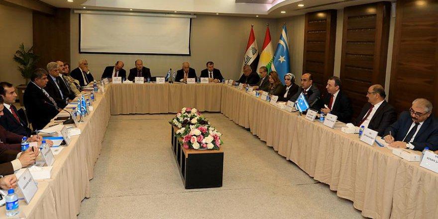 Türkmenlerin istediği hükümette daha güçlü temsil