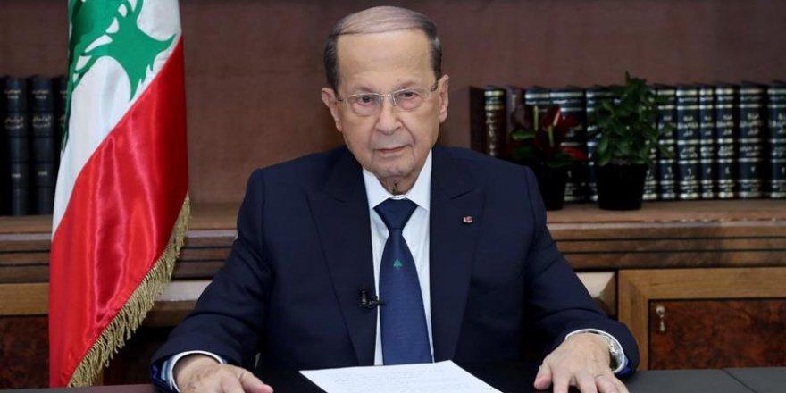 Lübnan Cumhurbaşkanı'ndan BM eleştirisi