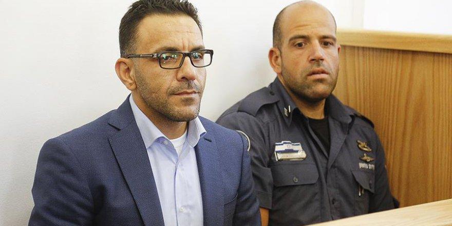 İsrail Kudüs Valisi'nin gözaltı süresini uzattı