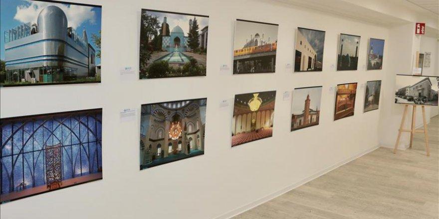 Almanya'da 'Batı'da İslam Mimarisi' sergisi açıldı