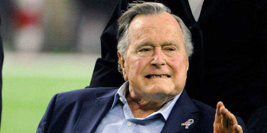 Irak'ta yüzbinlerin katline sebep olan ABD eski Başkanı Bush öldü