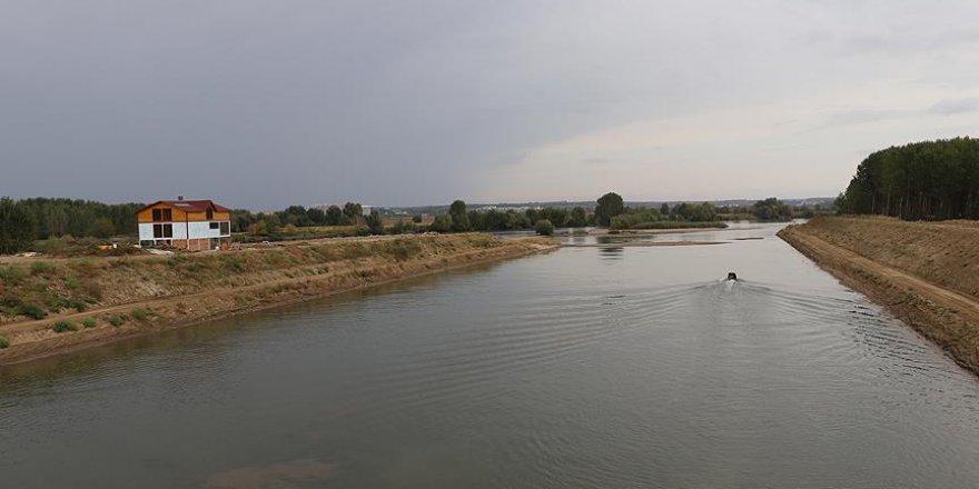 Sel baskınlarını önlemek için 9 bin 716 dereye ıslah