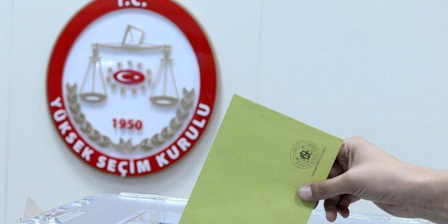 Yerel seçim için aday sayısı 1 milyona yaklaşacak