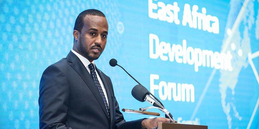 Somalili Bakan'dan Türk yatırımcılara çağrı