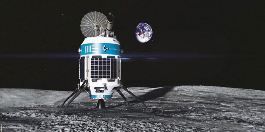 'Ay Ticari Yük Hizmetleri' başlıyor