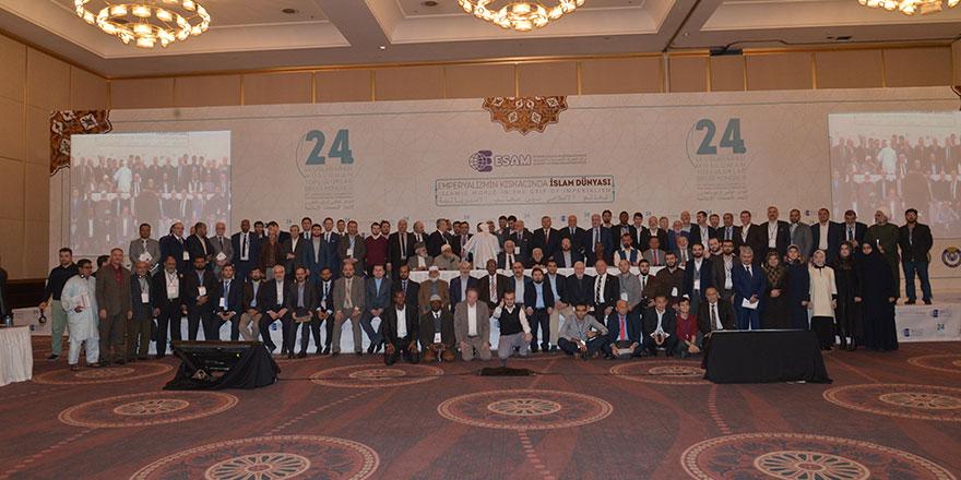 Müslüman Topluluklar Birliği İstanbul'da toplandı