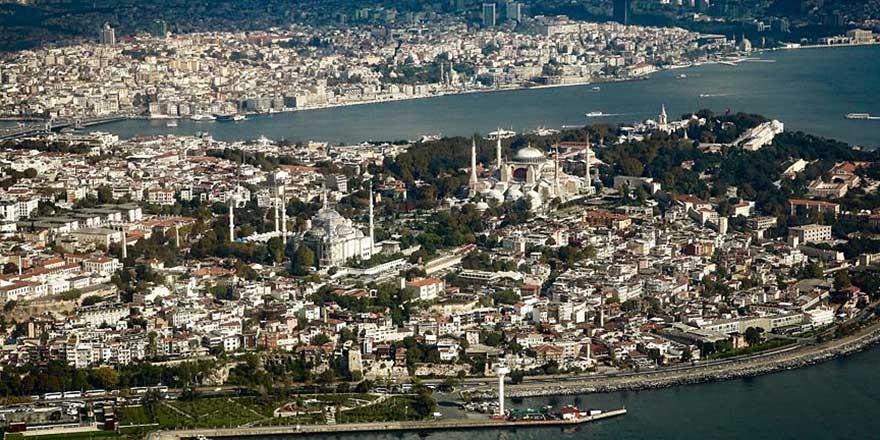İstanbul'da yağmur bitiyor, güneş geliyor