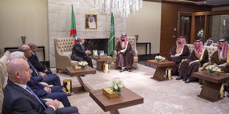 Suudi Arabistan ile Cezayir 'koordinasyon konseyi' kuruyor