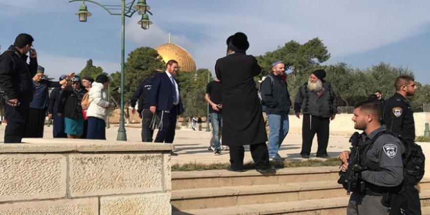 İşgalci İsrail milletvekilleri hukuk dinlemiyor