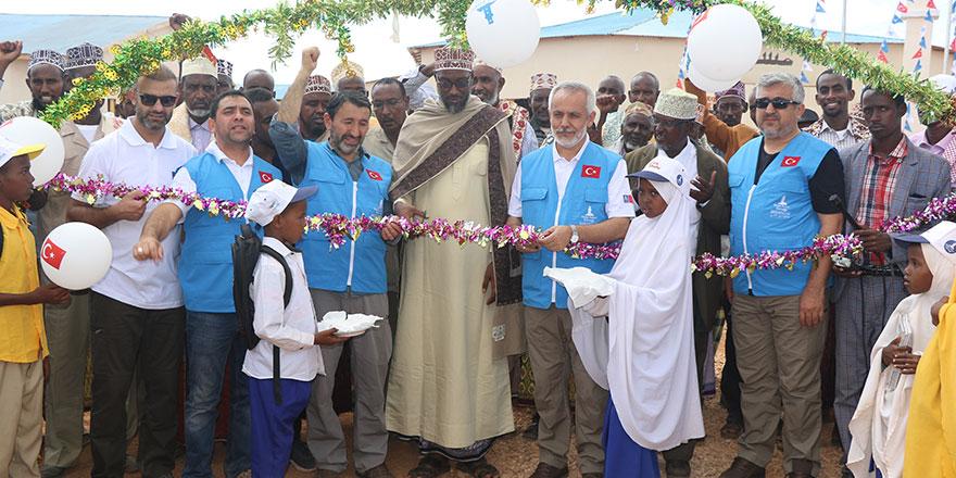 Deniz Feneri Somali Yetimhanesi açıldı