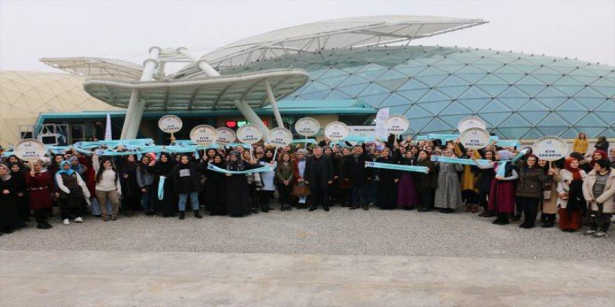 KYK öğrencileri Konya'da