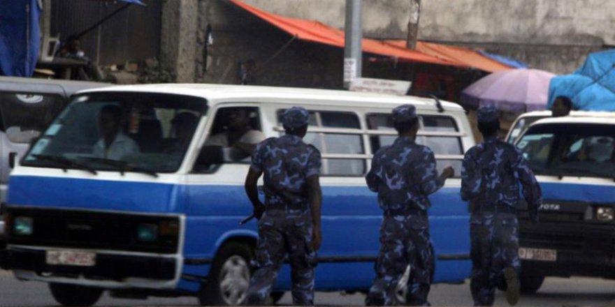 Etiyopya'da bomba patladı: 2 ölü