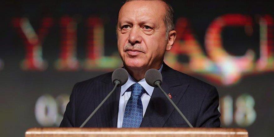 Filistin'den Cumhurbaşkanı Erdoğan'a teşekkür