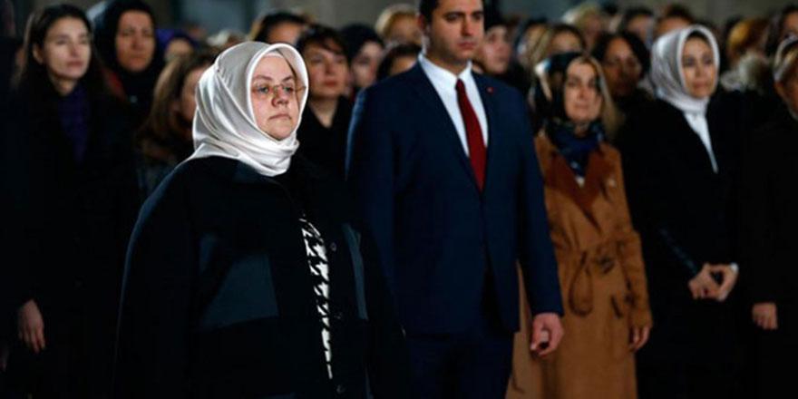 Aile bakanı: Aziz Atatürk, kadınları güçlendirmek için çalışıyoruz!