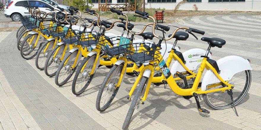 Malatya Belediyesi'nden başarılı bisiklet projesi