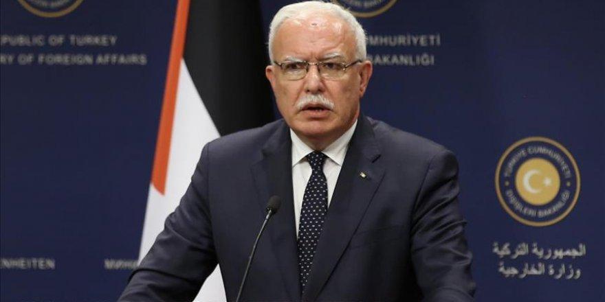 Filistin: 'İsrail hakkında soruşturma açılması gecikti'