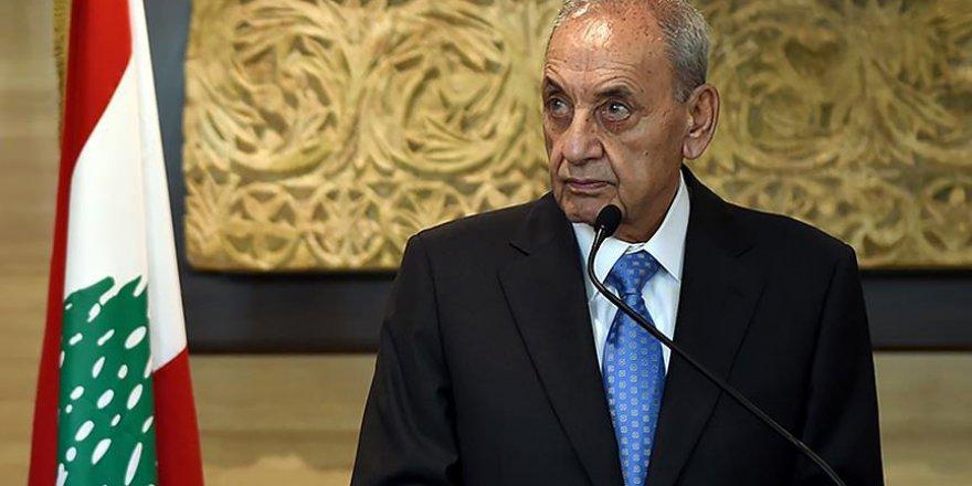 Berri'den İsrail'in tünel iddialarına tepki