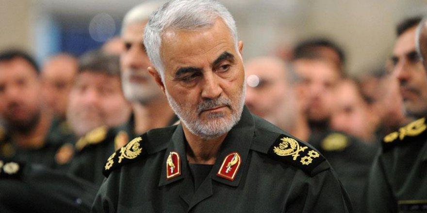 Kasım Süleymani'den Irak'ta önemli temas