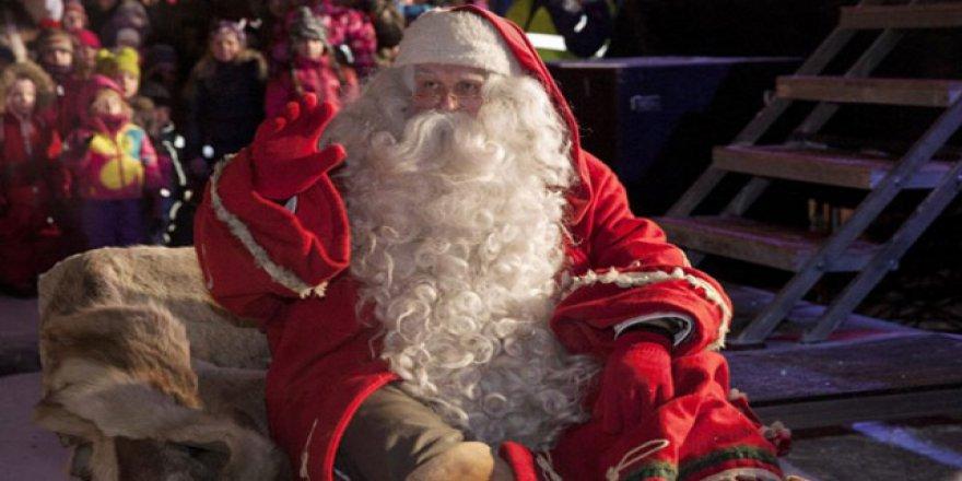 'Noel Baba gerçek değildir' dedi işinden kovuldu