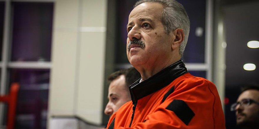 Suriyeli Astronot Arap dünyasındaki uzay çalışmalarından şikayetçi
