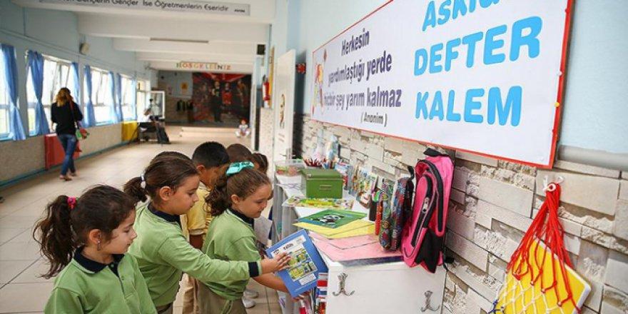 İzmir'de öğrencilerden anlamlı kampanya