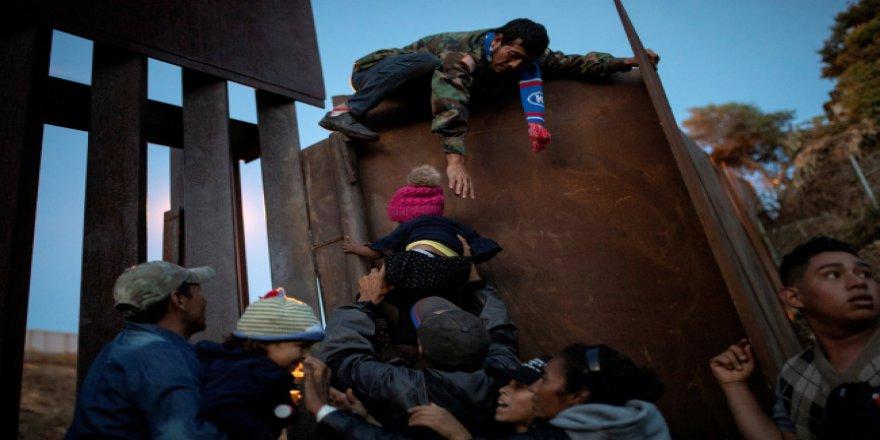 Meksika ve ABD göçmenler için görüşecek