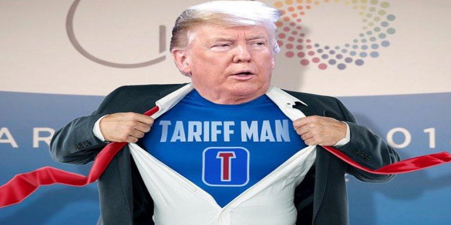 Trump'ın kendine taktığı yeni lakap: 'Vergi Adam'